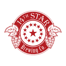14th star brewing company logo