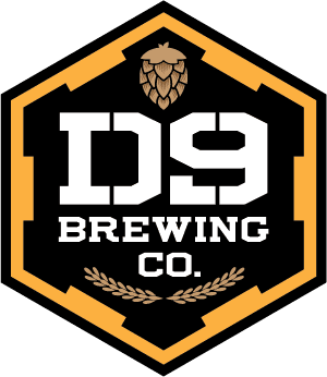 D9 brewing logo