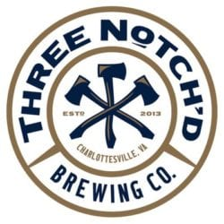 three notch'd brewing logo