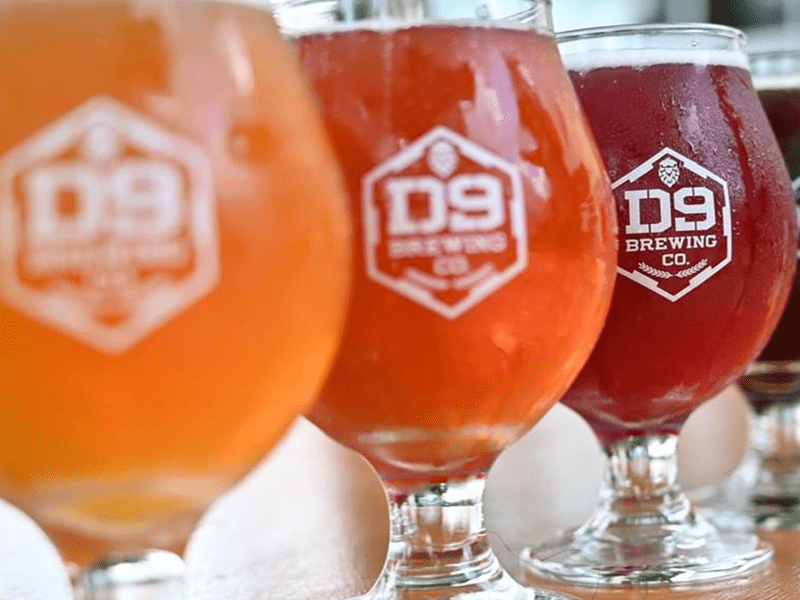 D9 brewing photo