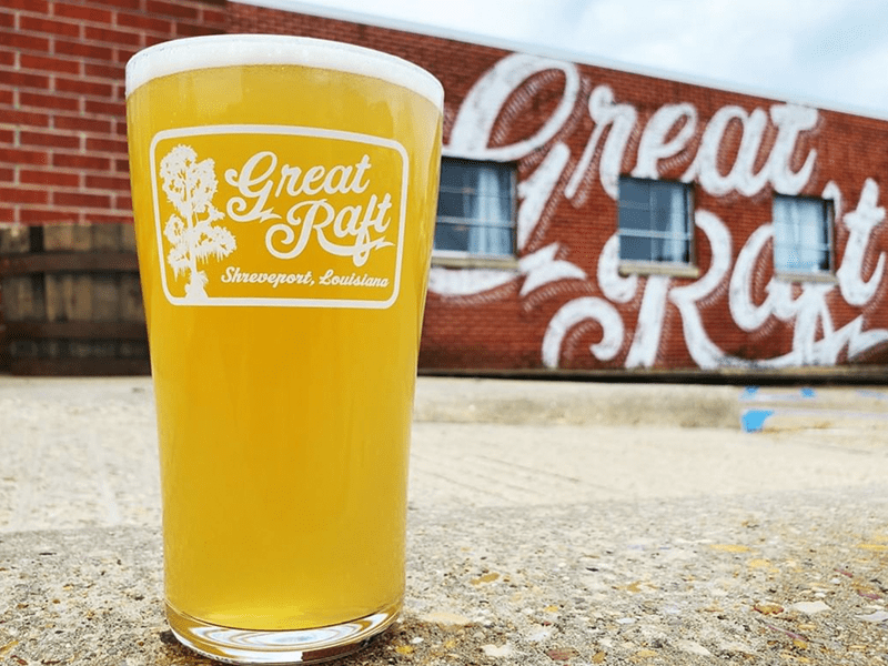 great raft brewing photo