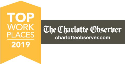top work places 2019 charlotte observer award