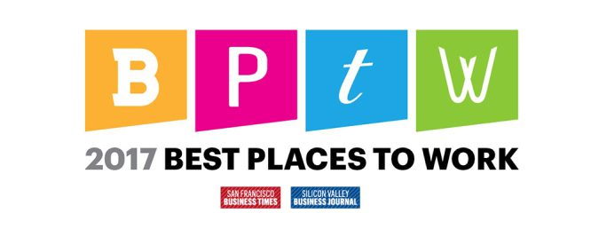 best places to work 2017 award