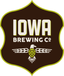 Logo for Iowa Brewing Co.
