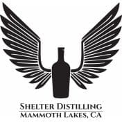 shelter distilling logo
