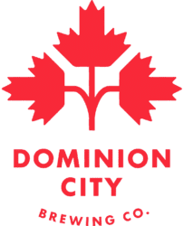 dominion city brewing company logo