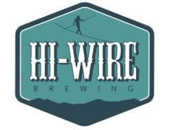 hi wire brewing logo