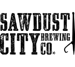 sawdust city brewing co logo