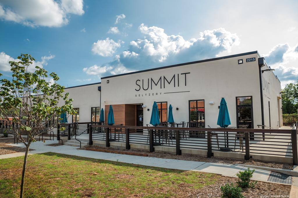 summit craft seltzery building
