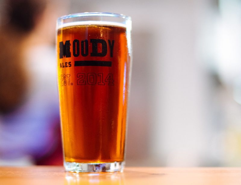 moody ales beer photo