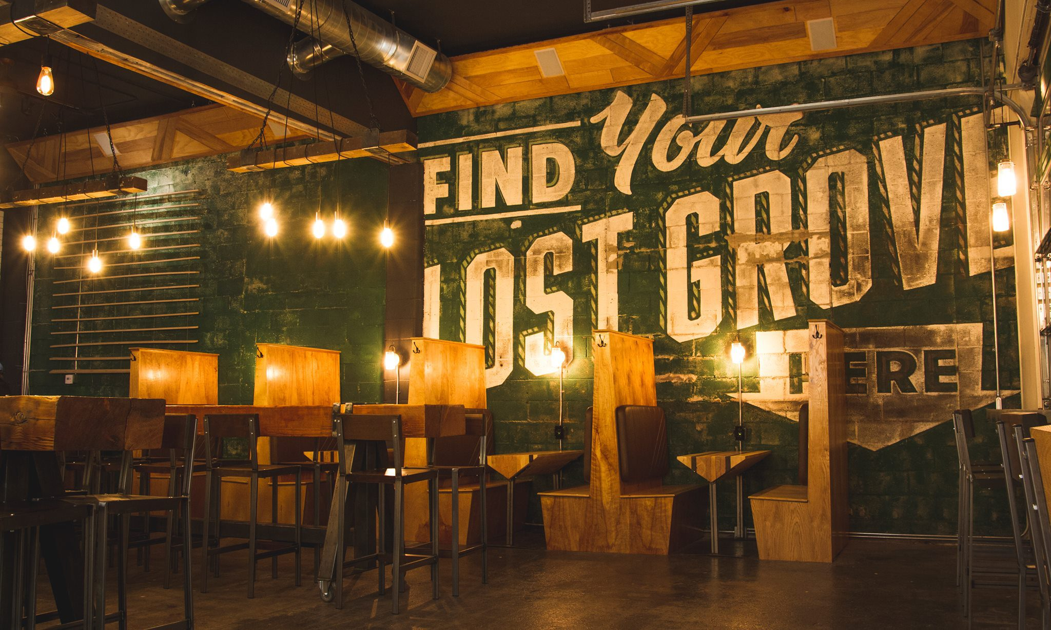 lost grove brewing taproom